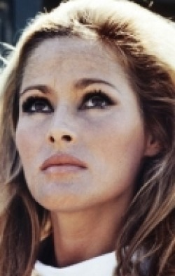 Full Ursula Andress filmography who acted in the movie What's New Pussycat.
