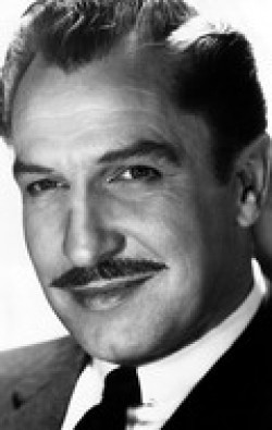 Full Vincent Price filmography who acted in the movie The Invisible Man Returns.