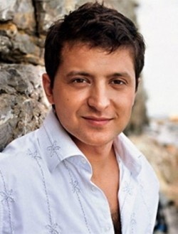 Full Vladimir Zelenskiy filmography who acted in the movie Lyubov v bolshom gorode 3.