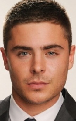 Full Zac Efron filmography who acted in the movie New Year's Eve.