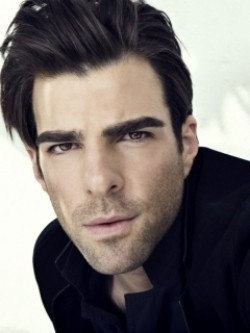 Full Zachary Quinto filmography who acted in the movie Star Trek Beyond.