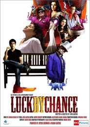 Luck by Chance is similar to Something Evil.