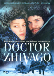 Doctor Zhivago is similar to The Huntsman: Winter's War.
