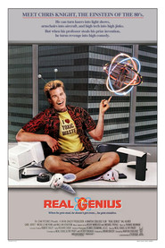 Real Genius is similar to Another Country.