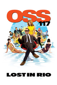 OSS 117: Rio ne repond plus is similar to Enklava.