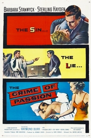 Crime of Passion is similar to Once Upon a Time in Mexico.