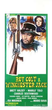 Roy Colt e Winchester Jack is similar to Mistrz i Malgorzata.