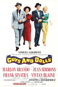 Guys and Dolls is similar to The Man from U.N.C.L.E..