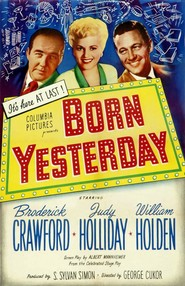 Born Yesterday is similar to Barney's Version.