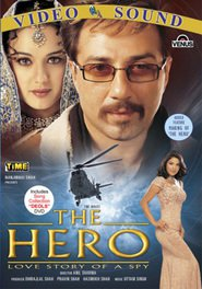 The Hero: Love Story of a Spy is similar to A Timeless Call.