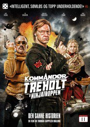 Kommandor Treholt & ninjatroppen is similar to Flyboys.