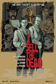 I Sell the Dead is similar to The English Patient.
