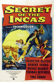 Secret of the Incas is similar to American Justice.