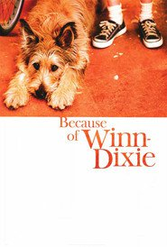 Because of Winn-Dixie is similar to Indecent Proposal.