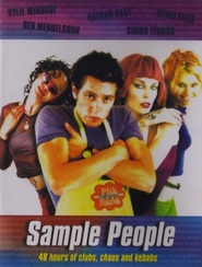 Sample People is similar to Death Wish.