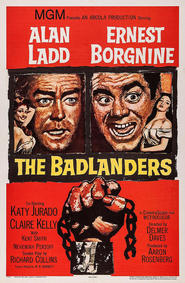 The Badlanders is similar to Happy Birthday Broons!.