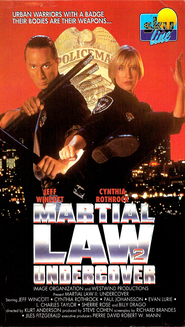 Martial Law II: Undercover is similar to The Game Plan.