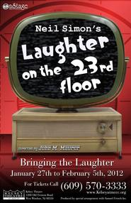 Laughter on the 23rd Floor is similar to King Lear.