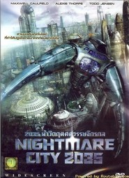 Nightmare City 2035 is similar to WWE Vengeance.