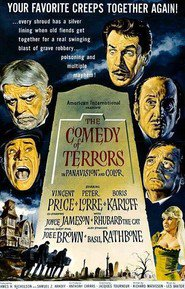 The Comedy of Terrors is similar to The Sum of All Fears.