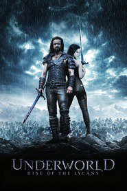 Underworld: Rise of the Lycans is similar to Doggin' Around.