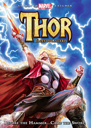 Thor: Tales of Asgard is similar to Chicago Cab.