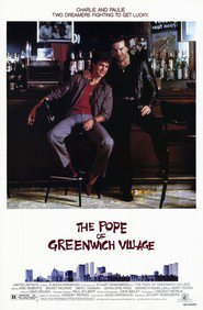 The Pope of Greenwich Village is similar to The Stray.