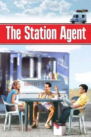 The Station Agent is similar to Trapped in Paradise.