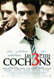 Les 3 p'tits cochons is similar to Sword of Vengeance.