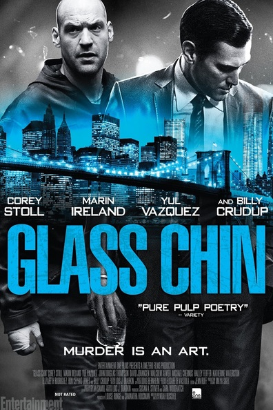 Movies Glass Chin poster