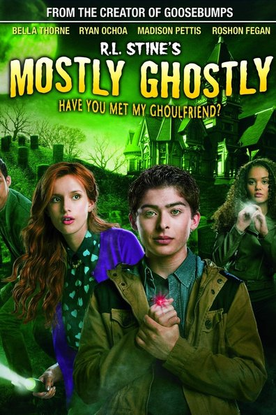 Mostly Ghostly: Have You Met My Ghoulfriend? cast, synopsis, trailer and photos.