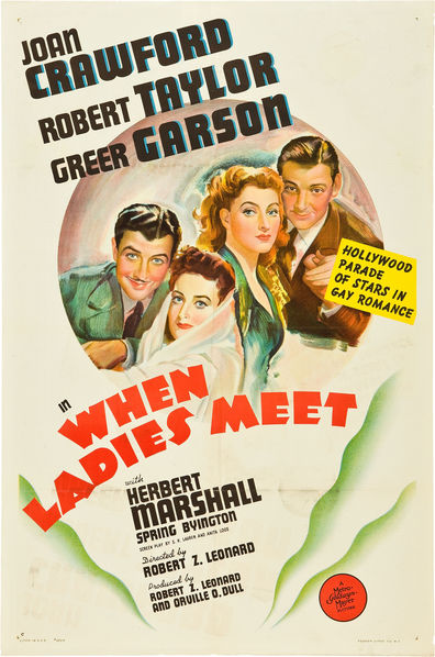 Movies When Ladies Meet poster
