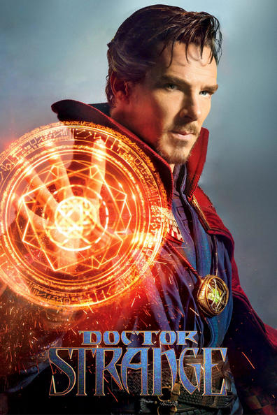 Movies Doctor Strange poster