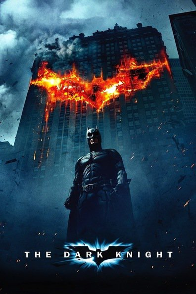 Movies The Dark Knight poster