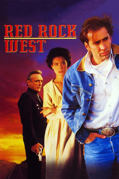 Movies Red Rock West poster
