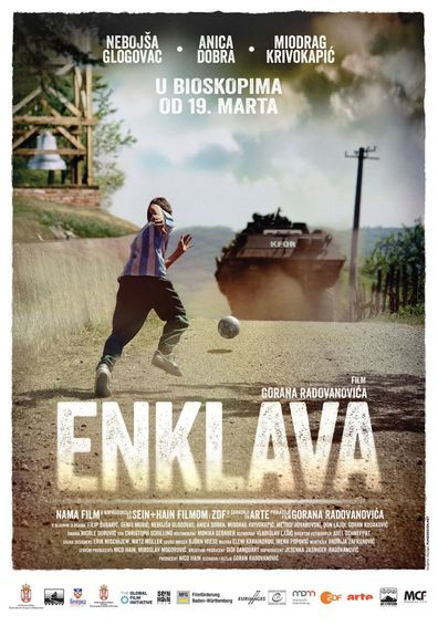 Movies Enklava poster