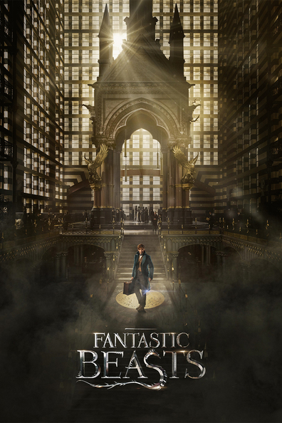 Movies Fantastic Beasts and Where to Find Them poster