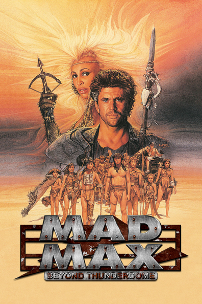 Mad Max Beyond Thunderdome cast, synopsis, trailer and photos.