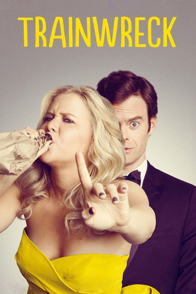 Trainwreck cast, synopsis, trailer and photos.