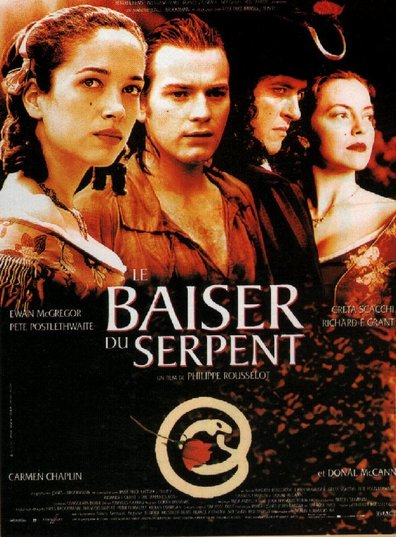 Movies The Serpent's Kiss poster