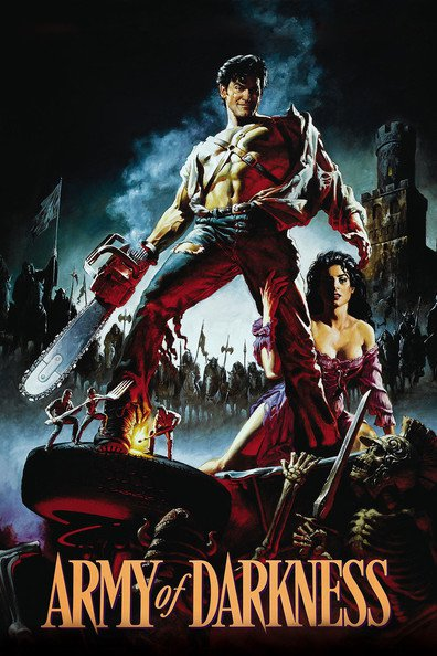 Army of Darkness cast, synopsis, trailer and photos.