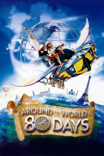Movies Around the World in 80 Days poster