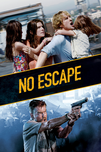 Movies No Escape poster