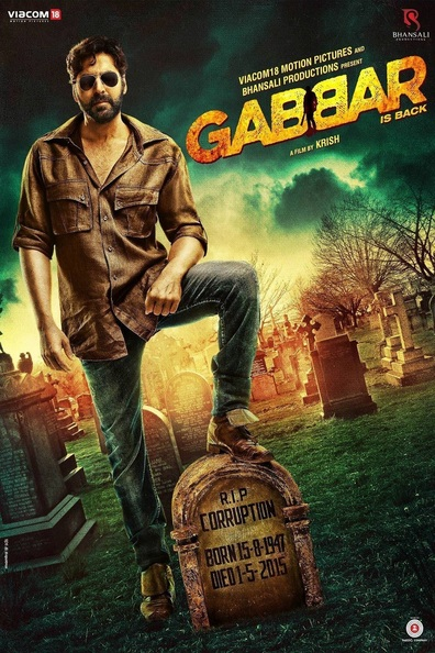 Gabbar is Back cast, synopsis, trailer and photos.
