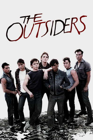 Movies The Outsiders poster