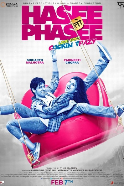 Movies Hasee Toh Phasee poster