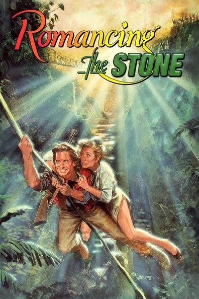 Romancing the Stone cast, synopsis, trailer and photos.