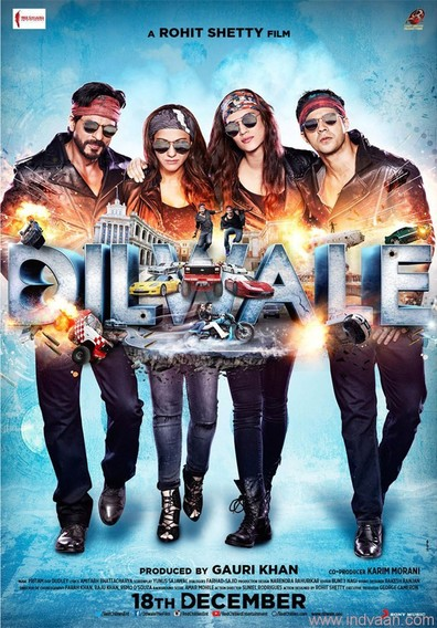 Dilwale cast, synopsis, trailer and photos.