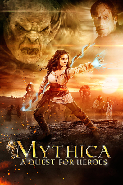 Mythica: A Quest for Heroes cast, synopsis, trailer and photos.
