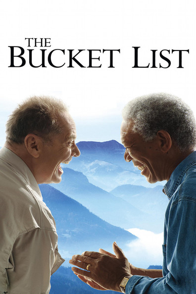Movies The Bucket List poster